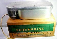 VINTAGE HOME-AID ELECTRIC ICE CREAM MAKER/ FREEZE MODEL 28 W/ BOX & INSTRUCTIONS