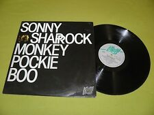Sonny Sharrock - Monkey Pockie Boo - 1979 UK LP EX / Free Jazz / Jacques Thollot