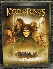 The Lord of the Rings: The Fellowship of the Ring DVD **BRAND NEW** Free Shippin