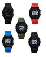 Reloj Pulsera SKMEI Para hombres Reloj LED Digital Deportivo Militar 5Bar 50m Impermeable