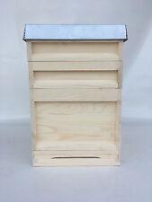 Zander-Dadant,Zadant Bienenbeute inkl 30 Rähmchen,Absperrgitter,Deckel