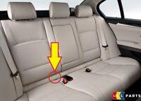 NEW GENUINE BMW 5 F10 SALOON REAR SEAT DAKOTA OYSTER INNER ISOFIX MOUNT COVER