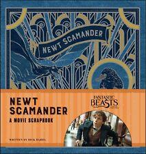 Newt Scamander A Movie Scrapbook Rick Barba Fantastic Beasts Candlewick Press