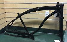 7 speed Fat Tire Beach Slugo Cruiser Frame Fork Chain Guard  Disc matte black