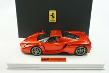 1/18 BBR FERRARI ENZO F1 2007 RED METALLIC WHITE DELUXE LEATHER LIMTED 10 PCS MR