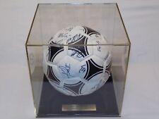 2007 LA Galaxy Team Signed Soccer Ball DAVID BECKHAM Chris Klein Cobi Jones MLS