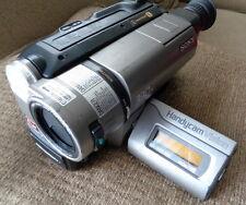 Sony CCD-TRV36 Handycam  Hi8 8mm Video recorder - player / Bundle Works ++