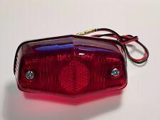 53269A  LUCAS 525 REPLICA REAR LAMP STOP TAIL LIGHT TRIUMPH BSA