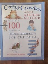 Creepy Crawlies and the Scientific Method by Sally Kniedel experiments for kids