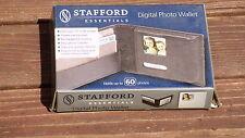 Stafford Essentials Digital Photo Wallet