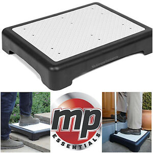 Outdoor Non Slip Plastic Half Step for Disability Elderly Mobility Walking Aid