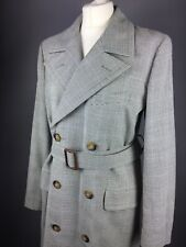 Ralph Lauren Long Belted Fabric Coat Size 12/14 BNWT