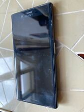 Sony  Xperia X Compact - 32GB - Universe Black (Ohne Simlock/Unlocked)