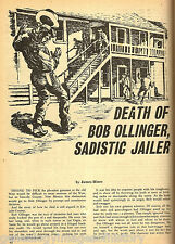Bob Ollinger - The Phoniest Gunman In The Old West