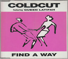 Coldcut CD-MAXI FIND A WAY (c)  3inch