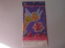 TINKERBELL BIRTHDAY PARTY TABLE CLOTH TABLECOVER  NEW!