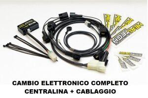 HEALTECH CAMBIO ELETTRONICO COMPLETO MV-AGUSTA BRUTALE 990 2010-2011