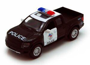 Ford 2013 F-150 SVT Raptor Police Truck 1:46 scale # 5365DP