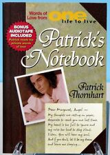 Patrick's Notebook Words of Love from One Life to Live by Patrick Thornhart NEW