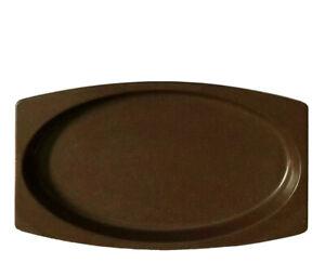 KRAFTWARE Bath My Earth Amenity TRAY Chocolate Brown 20207 NEW Made in USA