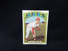 1972 Topps Cincinnati Reds Clay Carroll #311 Baseball Card