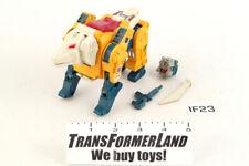 Weirdwolf 100% Complete Headmasters 1987 Vintage Hasbro G1 Transformers