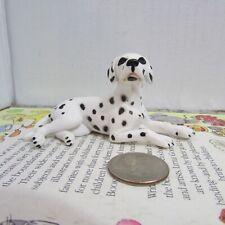 Schleich Laying down Dalmatian dog 16319 Retired