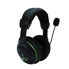 Casques vert pour jeu vidéo et console