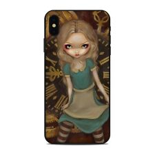 iPhone XS Max Skin - Alice Clockwork by Jasmine Becket-Griffith - Sticker Decal