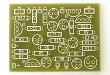TREMOLO PCB for DIY guitar effect pedal