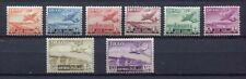s4574) IRAQ 1949 MH* Air Mail Scott#1/8