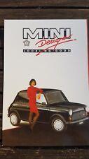 Mary Quant Designer Mini 1988 Vintage Ad Gallery No 160 Postcard VM320PC MINT