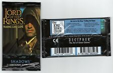 LOTR TCG Shadows Booster Pack Sealed 11 Card Pack Lord of the Rings Booster Box