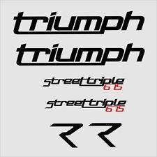 Aufkleber passend für Triumph streettriple 675