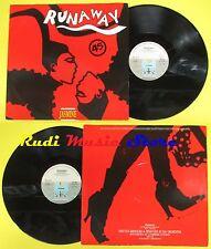 LP JASMINE Runaway 12''45 rpm italy TIME RECORDS LOMBARDONI TRD1120 no cd mc dvd