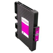 Cartucho de GEL XXL compatible con Ricoh GC-41M Magenta
