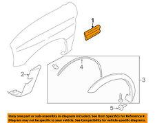 Chevrolet GM OEM 99-03 Tracker Fender-Side Molding Left 30022988