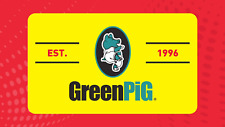 GREEN PIG Septic Tank Treatment (5 Year Supply) Disinfectant Water Clog Solution