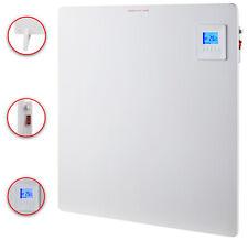 DMS IH-425 Wandheizung mit Timer und LCD Display - Weiß