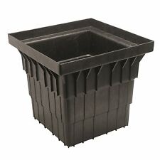 Everhard Industries SERIES 450 STORMWATER PIT, UV Resistant, BLACK *Aust Brand