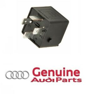 For Audi A4 05-06 A4 Quattro 05-09 Power Brake Relay 40 Amp 4 Prong Genuine OEM