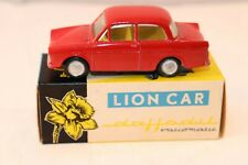 Lion Car 30 Daf 750 variomatic 1:43 near MINT in SCARCE ORIGINAL BOX