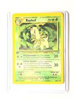 Bayleef - 1st Edition Neo Genesis Set - 28/111 - Uncommon - Pokemon Card - NM
