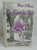 Dedicatoria Rene de Alsacia La Rosa de La Noche Subervie, 1966 Eo