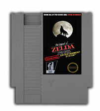 The Legend of Zelda - Time Crisis - Fall of the Moon - Nintendo NES Game English