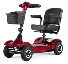 LG Elektromobil 4017 Mobilitätshilfe Seniorenmobil  6 Km/h Rot