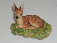 BORDER FINE ARTS,  ROE  FAWN , Code 022 , 1981. Old, Extremely Rare,Beautiful