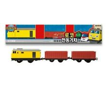 TITIPO Train Series ROCO with 2 Freight Car Toys Electric Powered Train_rmga
