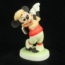 Disney Figurine - Mickey Mouse Golfer