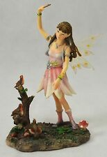 Beautiful Collectable Fairy/Pixie Figurine/Statue 'Dreamcaster' by Faerie Glen